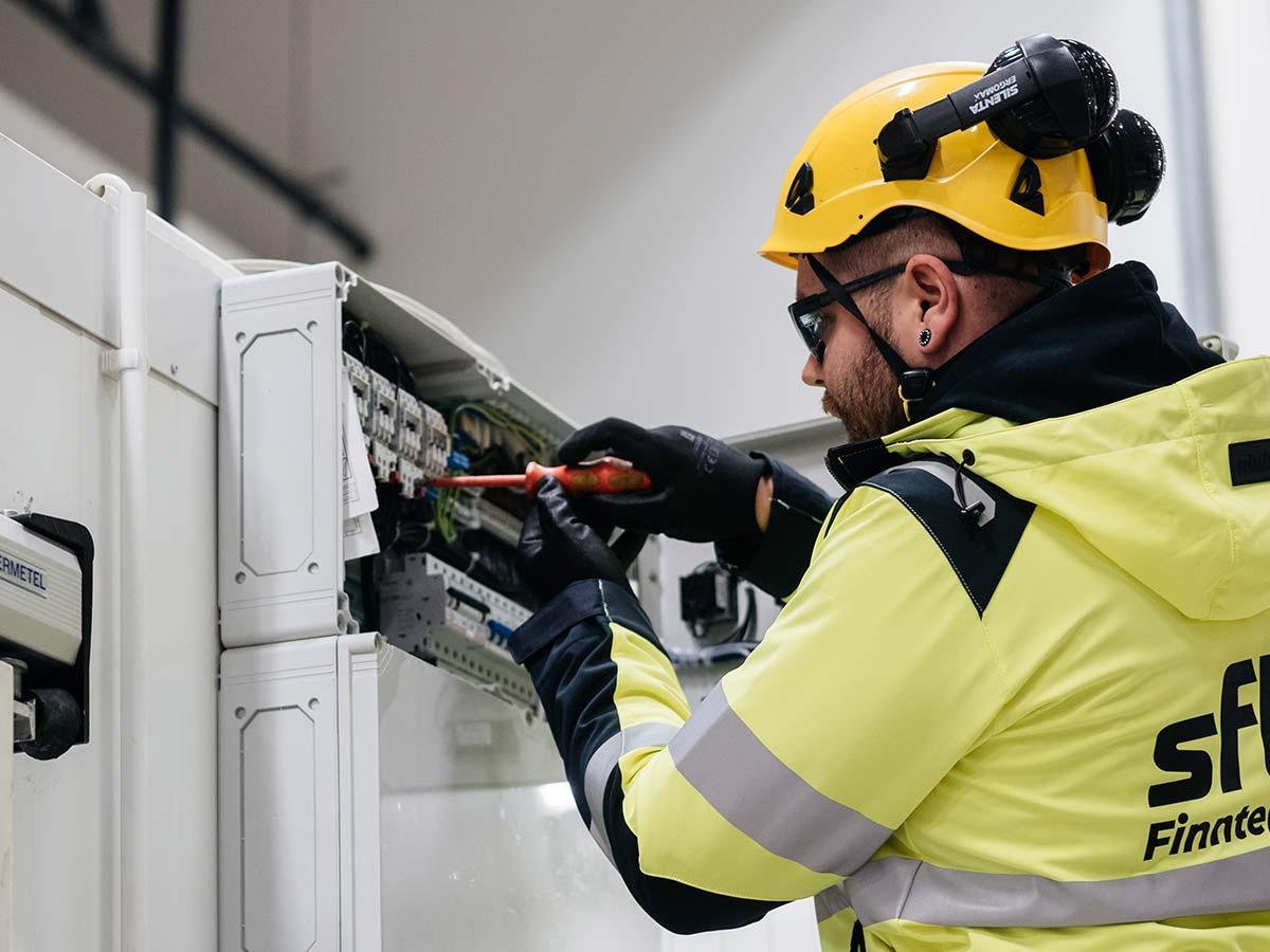 Haetaan kylmälaiteasentajia SFT Finntekniikan jäätävään tiimiin