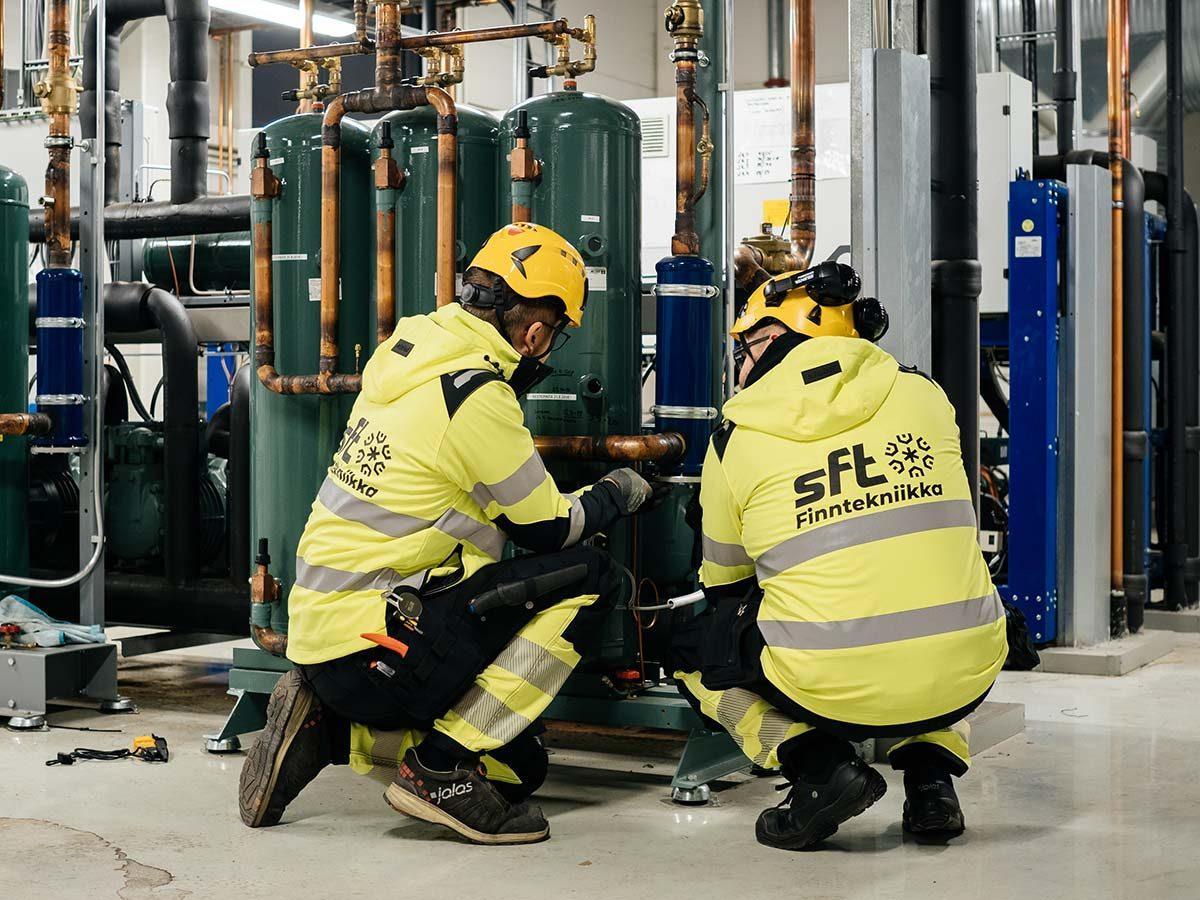 Vastuullisuus - SFT Finntekniikka Oy